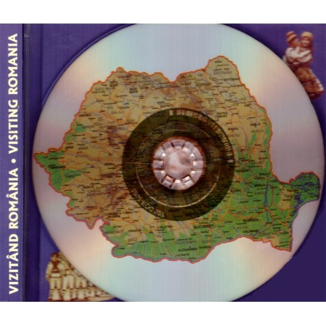 V/A - Visiting Romania - CD