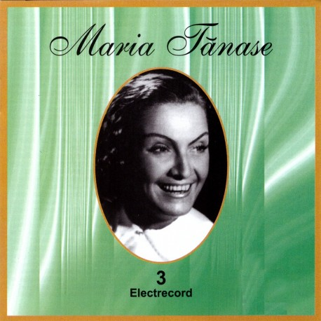 Maria Tanase - vol.3 - CD