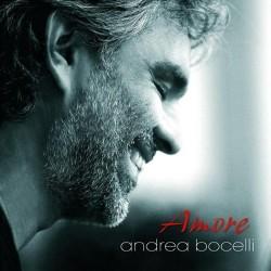 Andrea Bocelli - Amore - CD