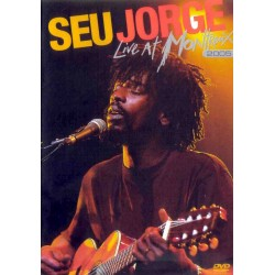 Seu Jorge - Live At Montreux 2005 - DVD