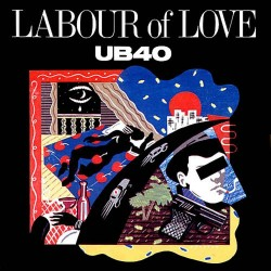 Ub 40 - Labour Of Love I - CD
