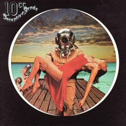 10CC - Deceptive Band - CD
