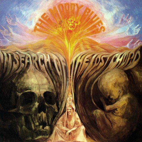 Moody Blues - In Search Of The Lost Chord - CD
