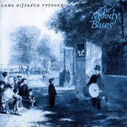 Moody Blues - Long Distance - CD
