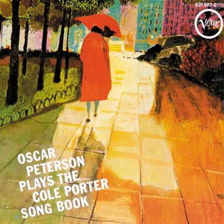Oscar Peterson - Plays The Cole Porter Songbook - CD