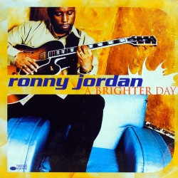 Ronny Jordan - A Brighter Day - CD
