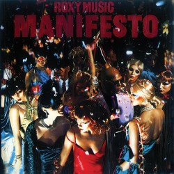 Roxy Music - Manifesto - CD-HDCD