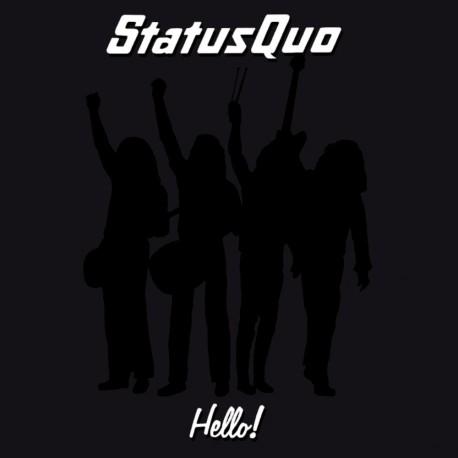 Status Quo - Hello - CD