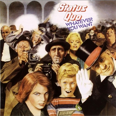 Status Quo - Whatever You Want - CD