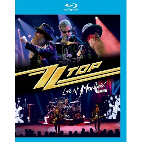 ZZ Top - Live at Montreux 2013 - Blu-ray