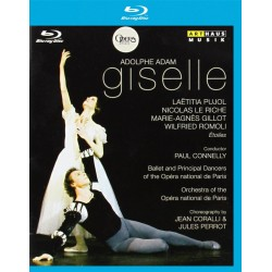 Adolphe Adam - Giselle - Blu-ray