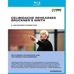 Sergiu Celibidache - Rehearses Bruckner's Ninth - Blu-ray digipack