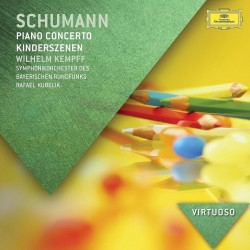 Robert Schumann - Piano Concerto - CD