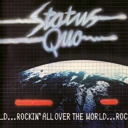 Status Quo - Rockin' All Over The - CD