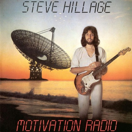 Steve Hillage - Motivation Radio - CD