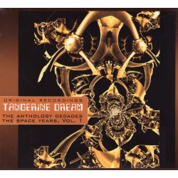 Tangerine Dream - Anthology Decades Vol.1 - CD