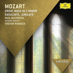 Wolfgang Amadeus Mozart - Great Mass in C Minor/ Exsultate, Jubilate - CD