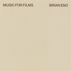Brian Eno - Music For Films - CD