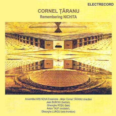 Cornel Taranu - Remembering Nichita - CD