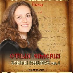 Otilia Simeria - Comori psaltice - vol.1 - CD