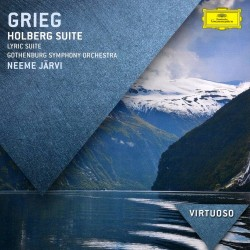 Edvard Grieg - Holberg Suite / Lyric Suite - CD