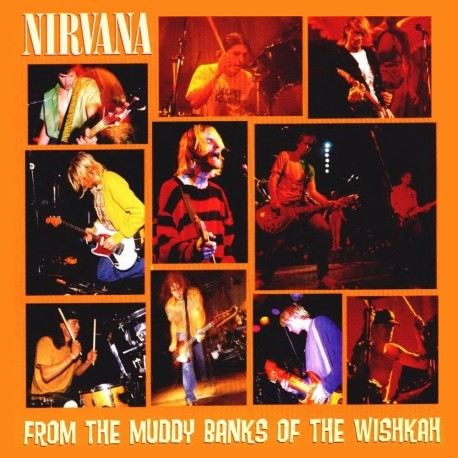 Nirvana - From The Muddy Banks Of The Wishkah - CD