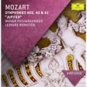 "Wolfgang Amadeus Mozart - Symphonies No.40 & 41 ""Jupiter"" - CD"