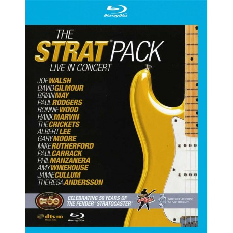 V/A - Strat Pack - Live In Concert - Blu-ray