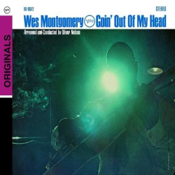 Wes Montgomery - Goin' Out Of My Head - CD digipack
