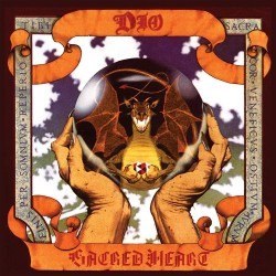Dio - Sacred Heart - CD