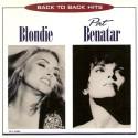 Blondie / Pat Benatar - Back To Back Hits - CD