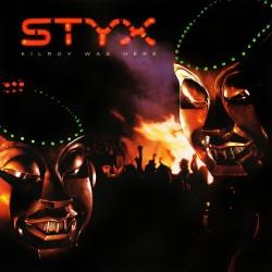 Styx - Kilroy Was Here - CD