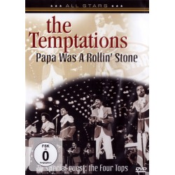 Temptations - Papa Was A Rollin' Stone - DVD