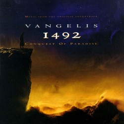 Vangelis - 1492 - Conquest of Paradise - CD