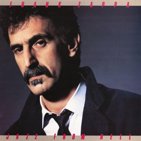 Frank Zappa - Jazz From Hell - CD