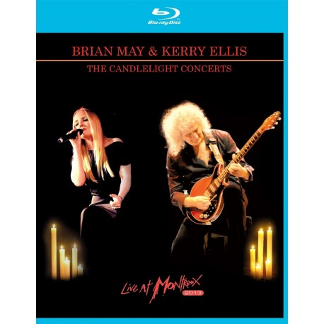 Brian May & Kerry Ellis - The Candlelight Concerts - Blu-ray+CD
