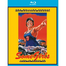 Rolling Stones - Some Girls - Live In Texas - Blu-ray+CD