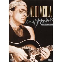 Al Di Meola - Live At Montreux 1986-1993 - DVD