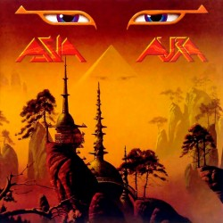 Asia - Aura - CD digipack