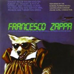 Frank Zappa - Francesco Zappa - CD