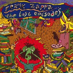 Frank Zappa - Lost Episodes - CD