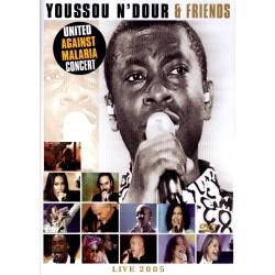 Youssou N'dour & Friends - Live 2005 - United Against Malaria Concert - DVD