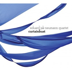 Eduard Jak Neuman Quartet - Curtainbust - CD Digipack