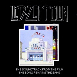 Led Zeppelin - Song Remains The Same - 2CD