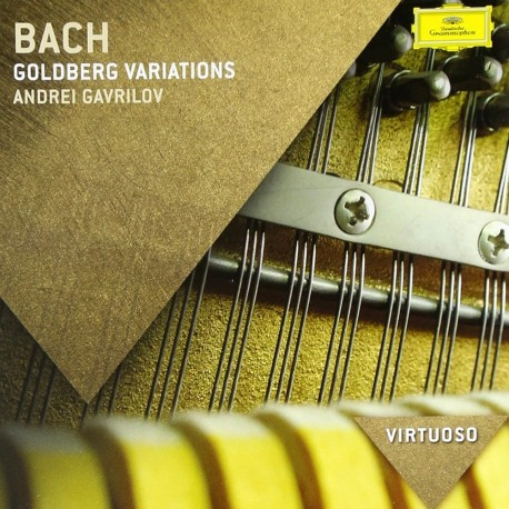 Johann Sebastian Bach - Goldberg Variations - CD