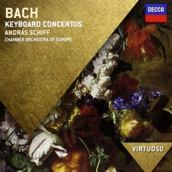 Johann Sebastian Bach - Keyboard Concertos - CD