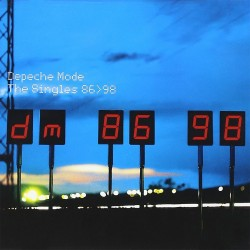 Depeche Mode - Singles 86-98 - 2CD