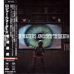Roger Waters - Amused To Death - Japan SACD-Hybrid digipack