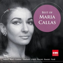 Maria Callas - Best Of Maria Callas - CD