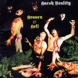 Harsh Reality - Heaven & Hell - CD
